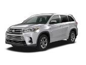Toyota Canada  for the new 2016 Toyota Highlander SUV and Highlander Hybrid in Toronto