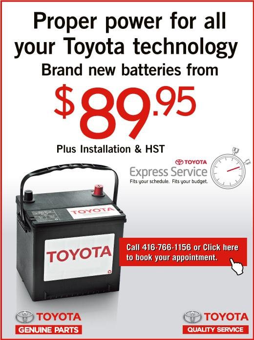 $89.95 Batteries