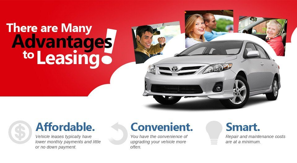 Advantages to Leasing Toyota at Ken Shaw Toyota in Toronto, Ontario