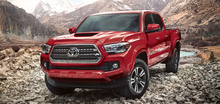 2019 Toyota Tacoma at Ken Shaw Toyota in Toronto
