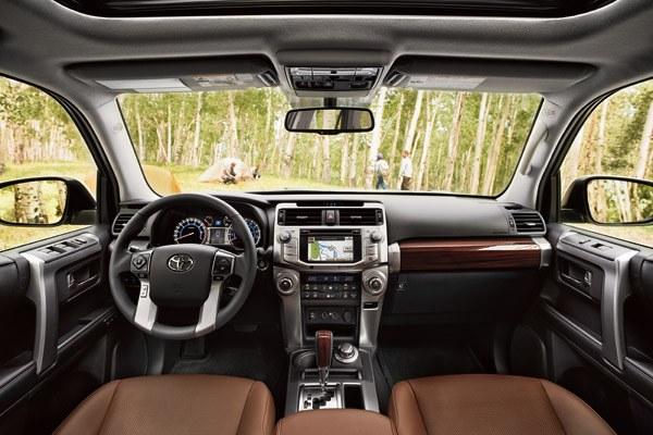 2019 Toyota 4Runner Interior @ Ken Shaw Toyota in Toronto