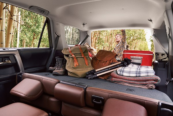 2019 Toyota 4Runner Cargo@ Ken Shaw Toyota in Toronto