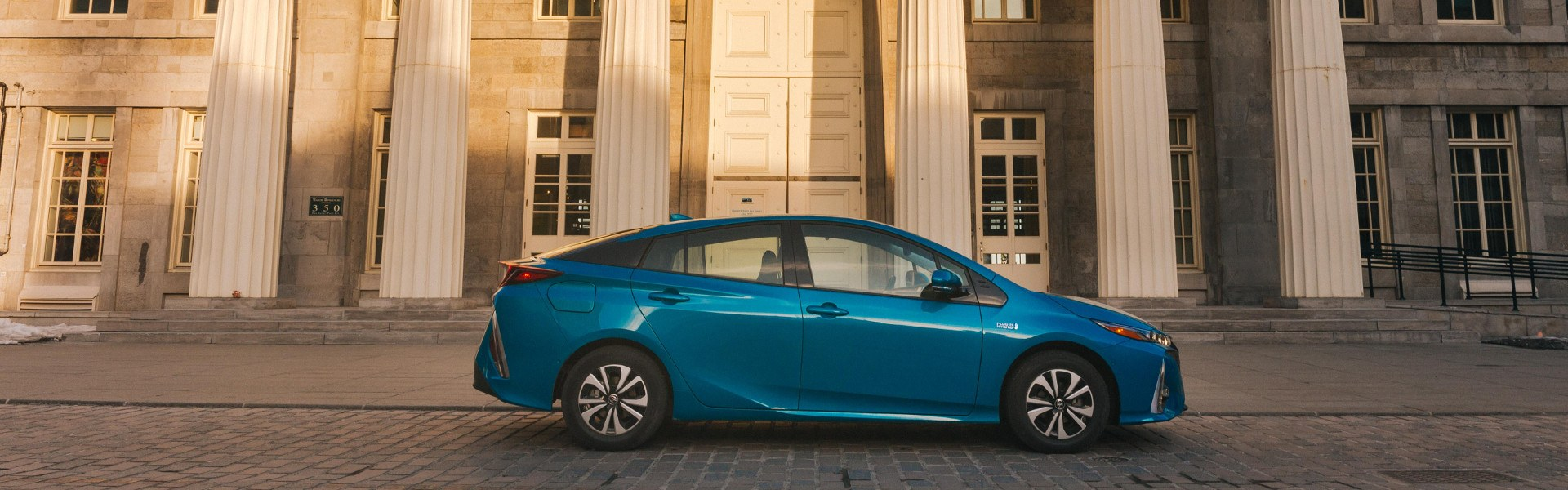 2020 Toyota Prius Prime Plug-In Electric Hybrid at Ken Shaw Toyota in Toronto