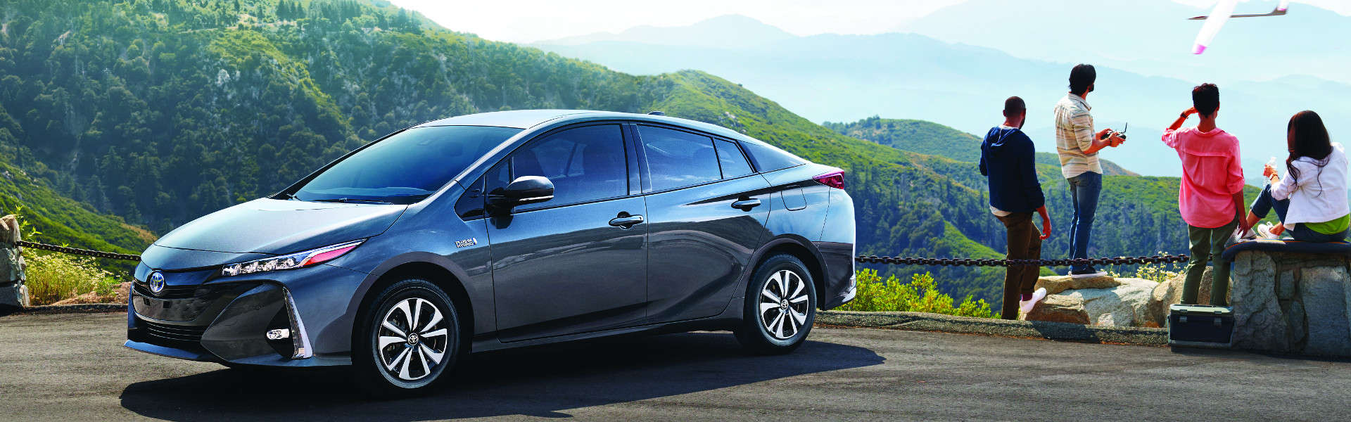 2018 Toyota Prius Prime Plug-In Electric Hybrid at Ken Shaw Toyota in Toronto