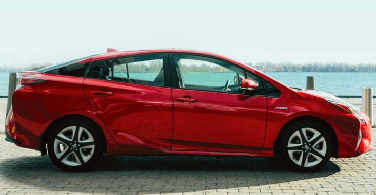 Prius @ Kenshaw Toyota