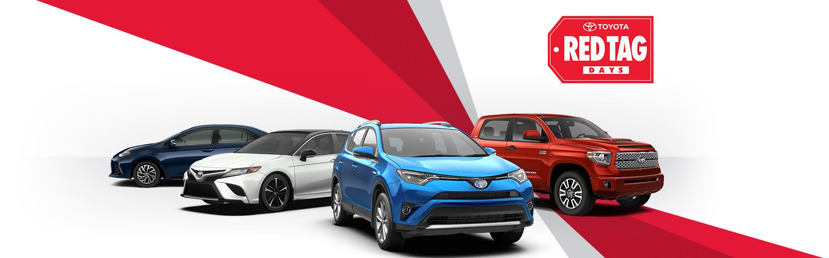 Image result for toyota red tag days 2018