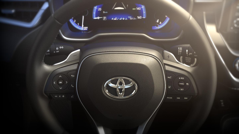 2019 Toyota Corolla Hatchback Features @ Ken Shaw Toyota in Toronto