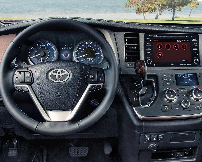 2019 Toyota Sienna Features @ Ken Shaw Toyota in Toronto