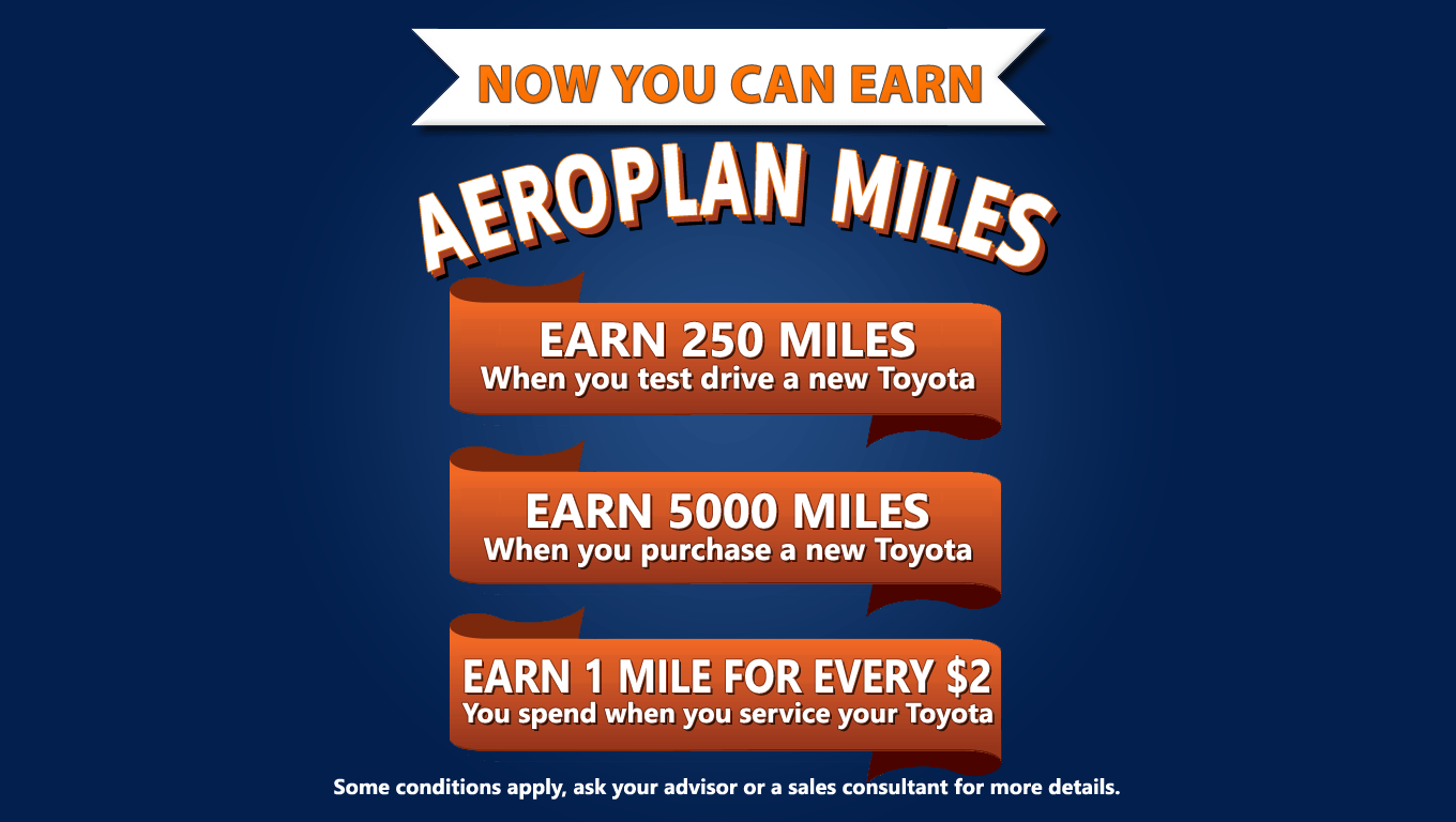 PURCHASE BONUS – 5,000 Aeroplan Miles