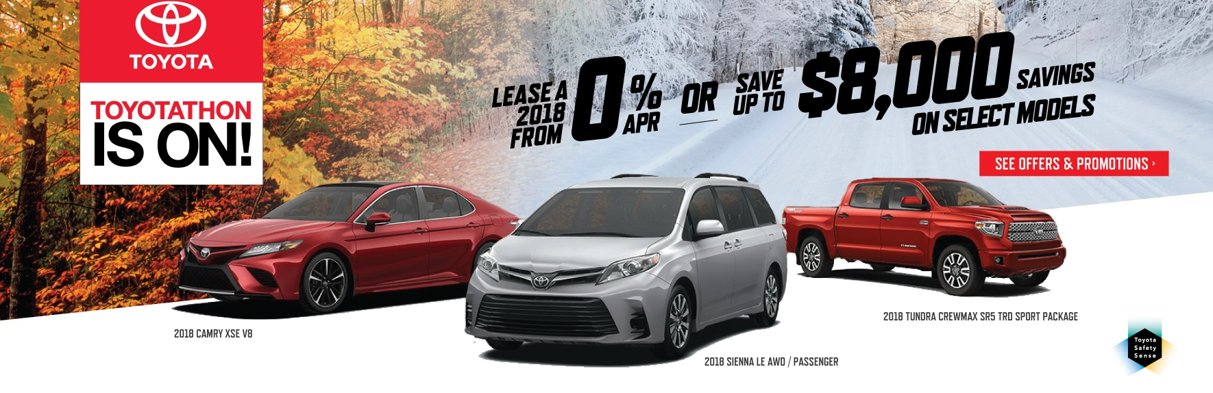 Toyota sale promotion toronto ontario toyota dealership