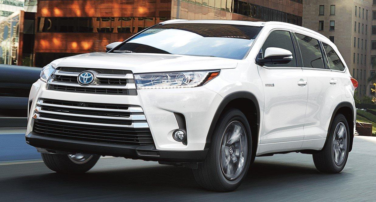 2019 Toyota Highlander @ Ken Shaw Toyota in Toronto Ontario