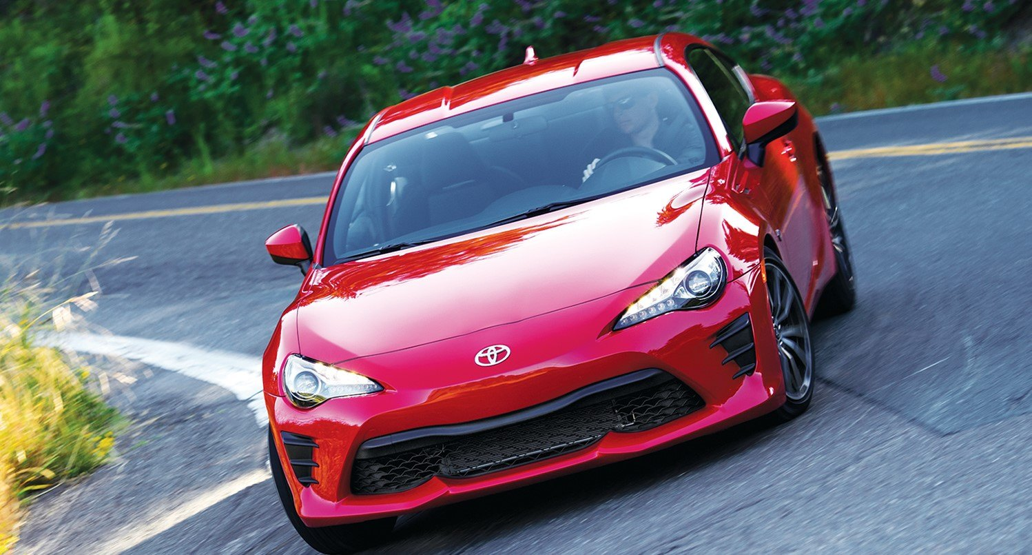 2019 Toyota GT 86 IN TORONTO KEN SHAW TOYOTA DEALERSHIP