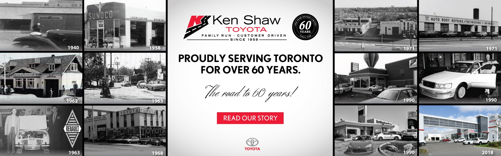 Ken shaw toyota dealership in toronto ontario