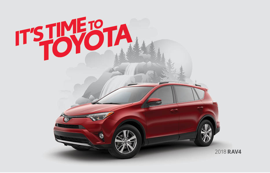 March Offers on our Toyota line-up!