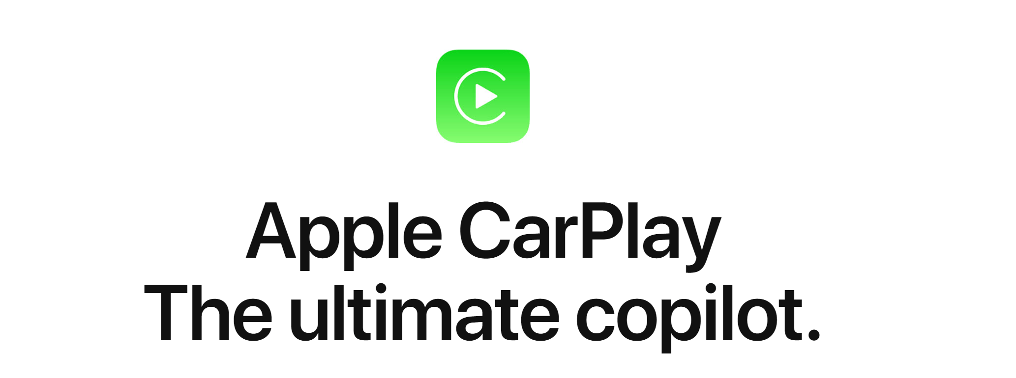 Apple CarPlay at Ken Shaw Toyota in Toronto, Ontario