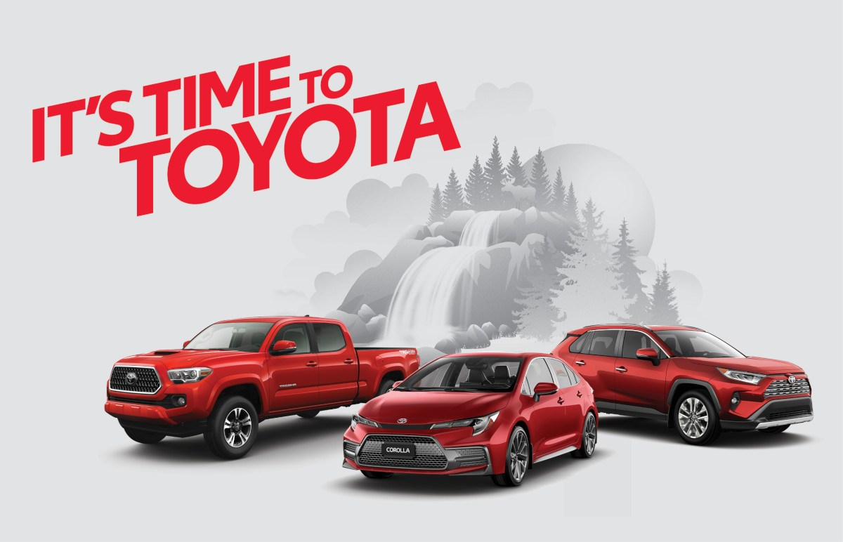 Ken Shaw Toyota Promotions in Toronto, Ontario