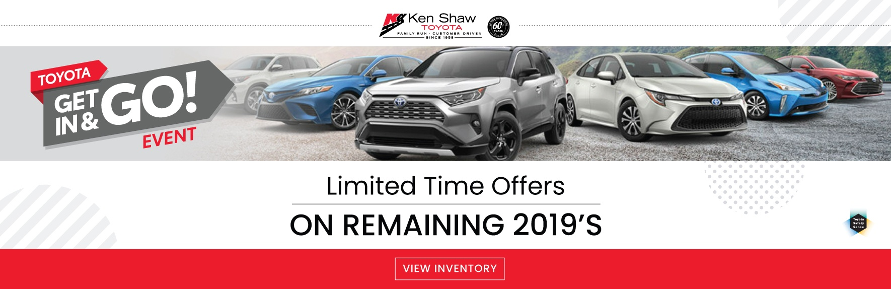 Ken Shaw Toyota 2019 Toyota on sale in Toronto