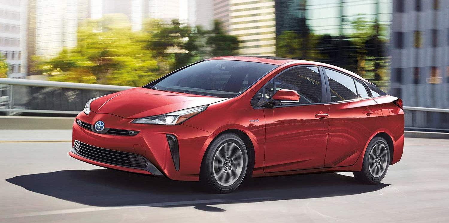 2020 Toyota Prius Electric Hybrid at Ken Shaw Toyota in Toronto