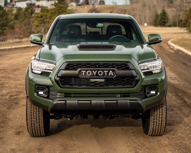 2020 Toyota Tacoma @ Kenshawtoyota