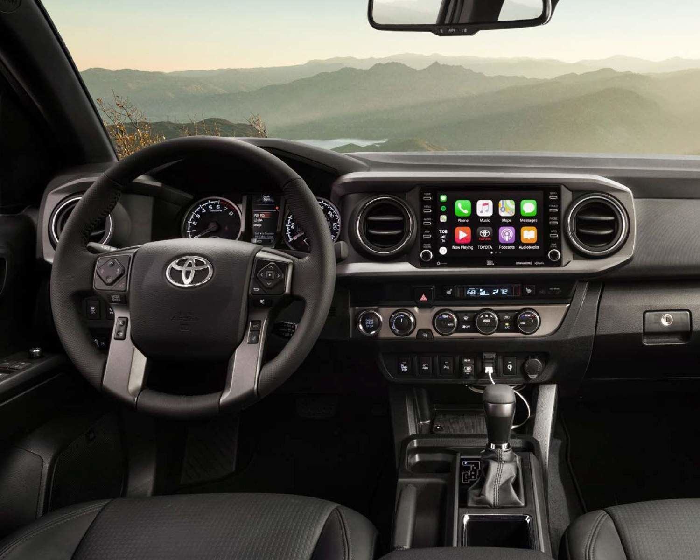 2020 Toyota Tacoma Internior @ Kenshawtoyota