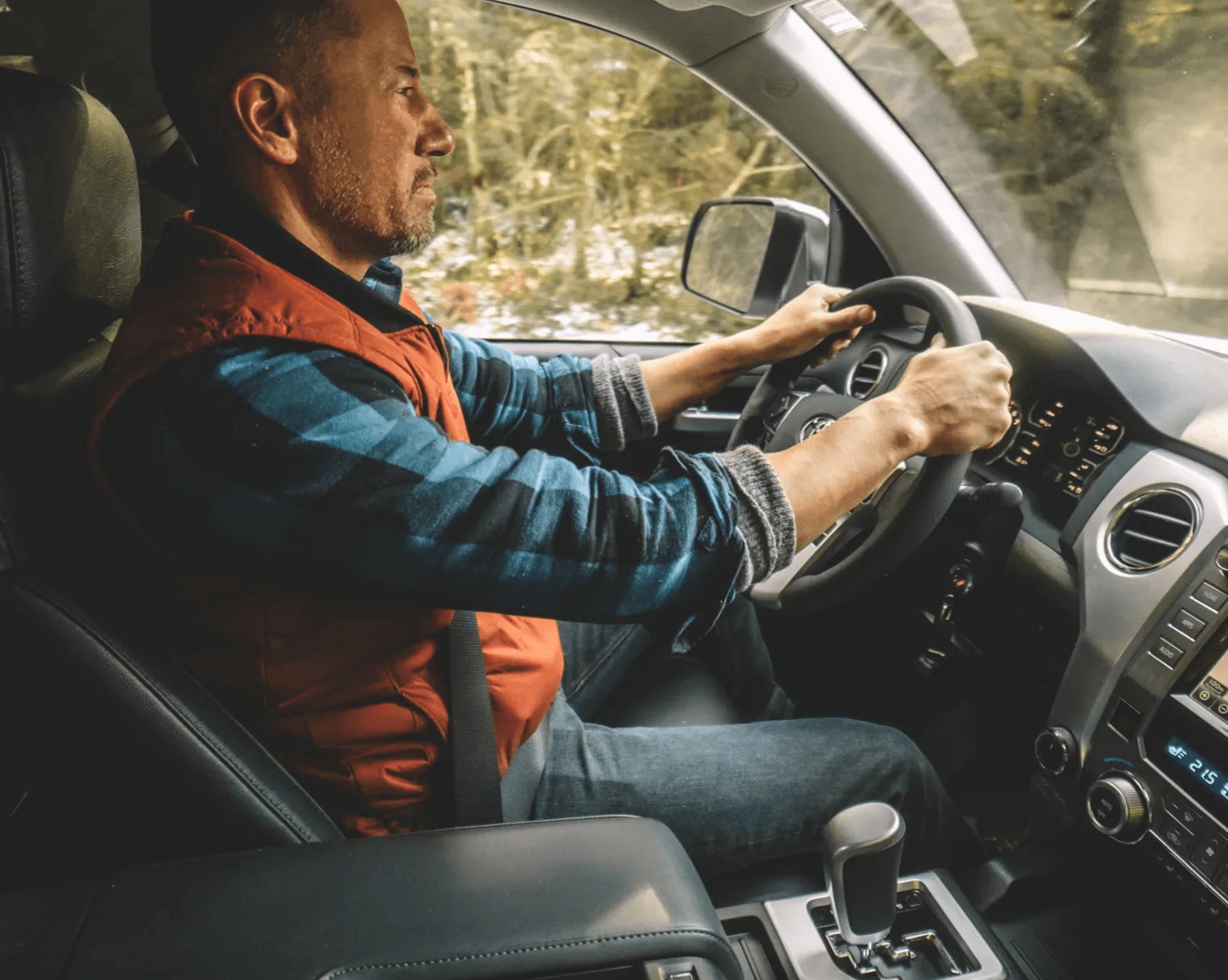 2020 Toyota Tundra Interior @ Ken Shaw Toyota in Toronto