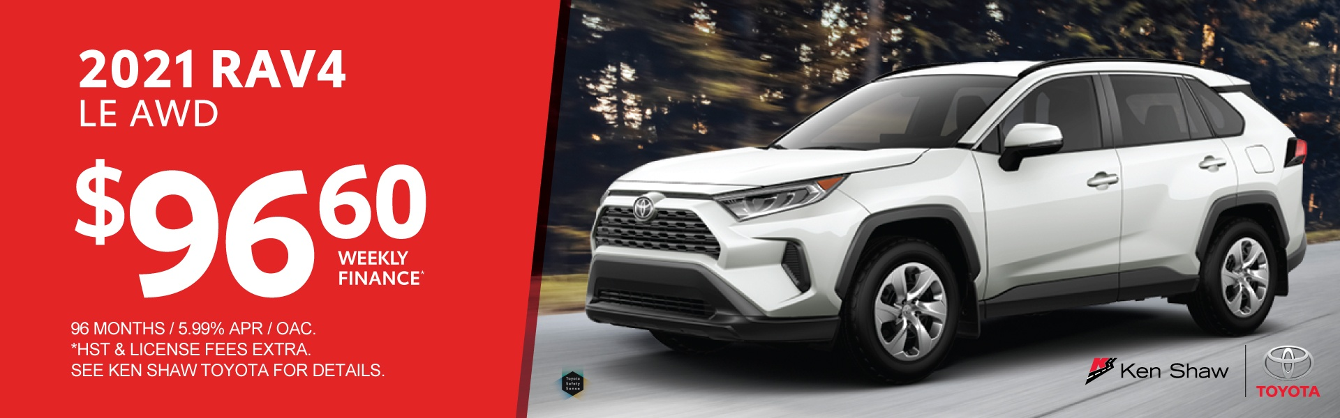 2020 2021 Toyota RAV4, Highlander and Corolla vehicles on sale in Toronto, Ontario Ken Shaw Toyota